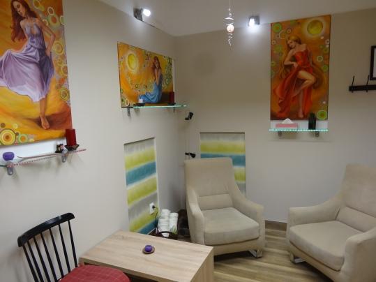 Terápiás helyiség