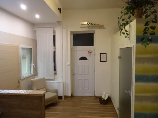 Bejárat és belső tér